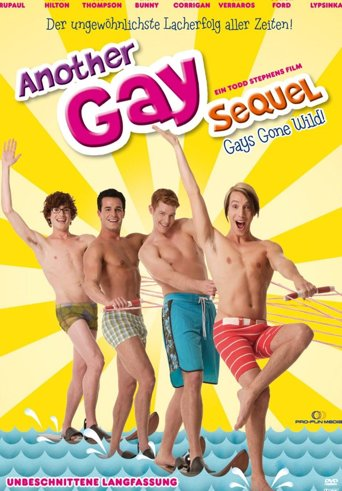 Another Gay Sequel - Gays Gone Wild!